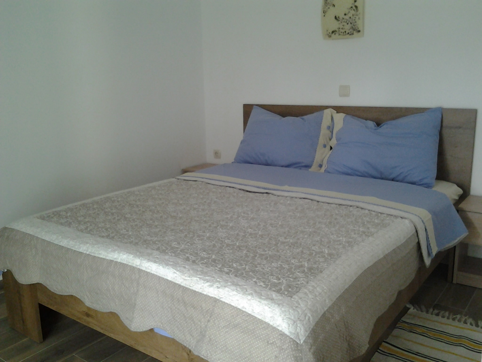 Schlafzimmer Mit Badezimmer : Schlafzimmer mit badezimmer ferienwohnungen snjezana rab